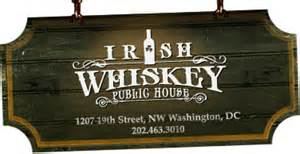 Irish Whiskey Public House