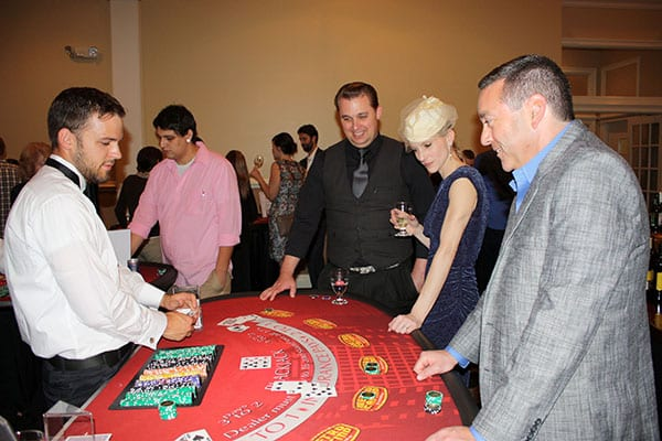 Casino Night 2016 in Pictures