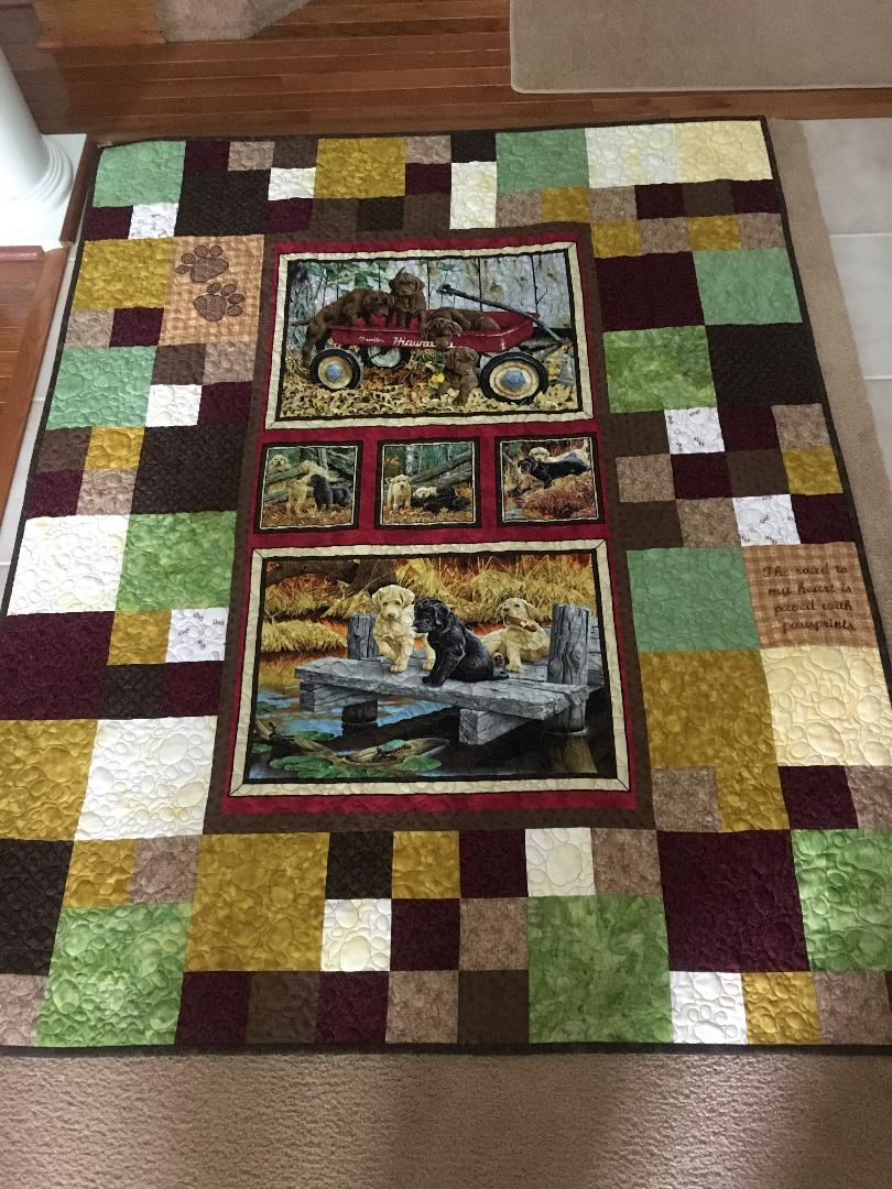 Quilt Raffle – A Forever Home Rescue Foundation